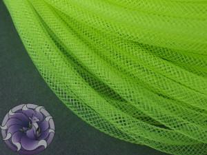 Трубчатый регилин 4мм, Цвет Салатовый