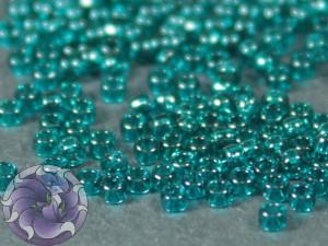 5г Бисер TOHO 15/0 Transparent Capri Blue TR-15-7BD