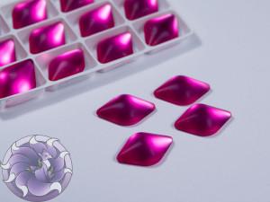 Лунасофт Ромб 13*19мм Розовый