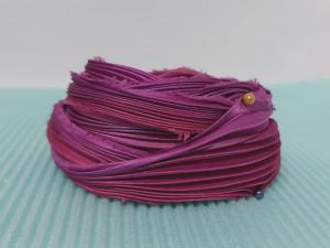 Шелковая Лента Шибори (Shibori silk ribbon) L247