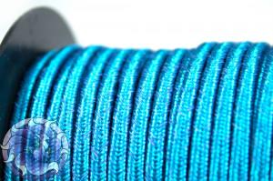 Сутажный шнур джинсовый Италия 3мм Расвет