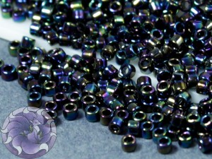 Бисер 5г TOHO Treasure 11/0 Metallic Iris Rainbow