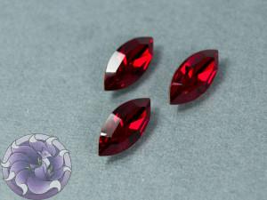 Кристалл маркиз 4228 Swarovski 15х7мм цвет SIAM