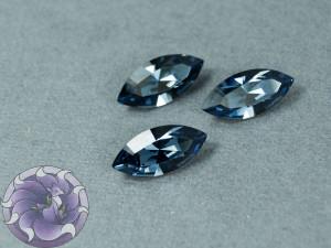Кристалл маркиз 4228 Swarovski 15х7мм цвет DENIM BLUE