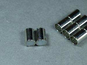 Основа для жгута застежка магнит Диаметр 6мм