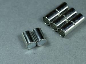 Основа для жгута застежка магнит Диаметр 8мм