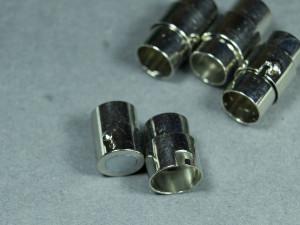 Основа для жгута застежка магнит поворотный Диаметр 10мм