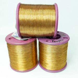 Нитки металлизированные для вышивки индийские Cooper 004