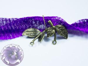 Швензы-гвоздики цвет бронза
