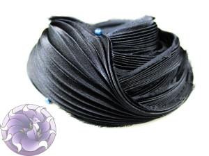 Шелковая Лента Шибори (Shibori silk ribbon) L214