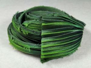 Шелковая Лента Шибори (Shibori silk ribbon) L244
