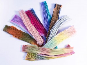 Микс Шибори (Shibori silk ribbon mix) малый