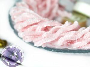 Синель №29 3мм розовая
