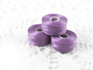 Нить для бисера C-LON size AA Lavender