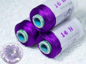 Нитки вискоза для кистей 150D/2 500м цвет №16N