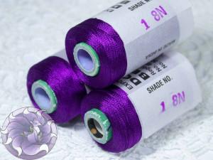 Нитки вискоза для кистей 150D/2 500м цвет №18N