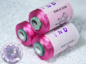 Нитки вискоза для кистей 150D/2 500м цвет №1ND