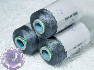 Нитки вискоза для кистей 150D/2 500м цвет №32