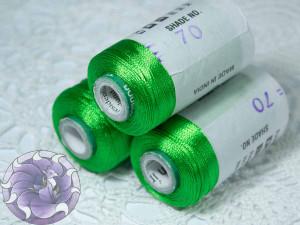 Нитки вискоза для кистей 150D/2 500м цвет №70