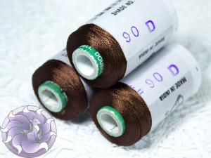 Нитки вискоза для кистей 150D/2 500м цвет №90D